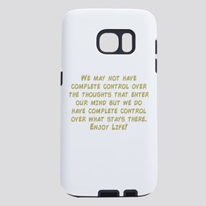 Thought Control Samsung Galaxy S7 Case
