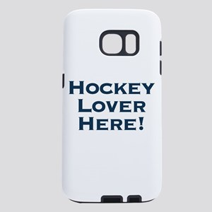 Hockey Lover Samsung Galaxy S7 Case