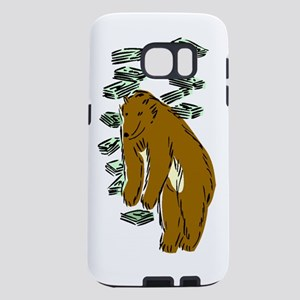 Bear Market Samsung Galaxy S7 Case