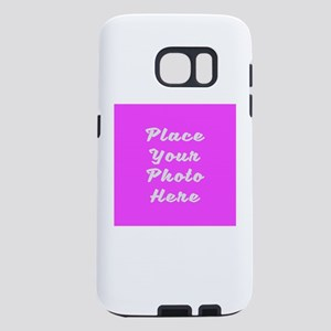 Photo template customized Samsung Galaxy S7 Case
