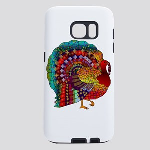Thanksgiving Jeweled Turke Samsung Galaxy S7 Case