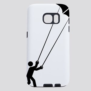 Stunt-Kiting-A Samsung Galaxy S7 Case