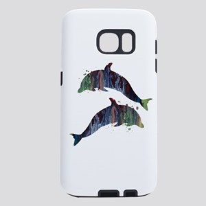 Dolphins Samsung Galaxy S7 Case