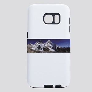 mount everest from afar Samsung Galaxy S7 Case