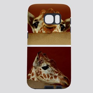 Giraffe Collage Samsung Galaxy S7 Case