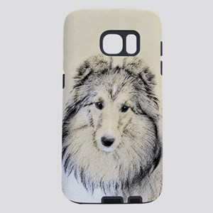 Shetland Sheepdog Samsung Galaxy S7 Case