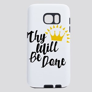 Thy Will Be Done Samsung Galaxy S7 Case