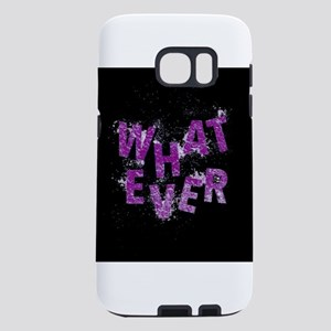 Purple Whatever Samsung Galaxy S7 Case