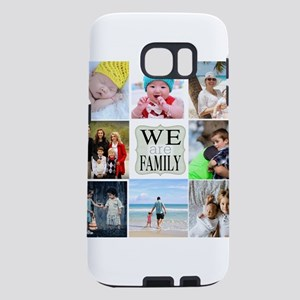 Custom Family Photo Collage Samsung Galaxy S7 Case