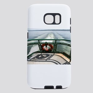 HeadingToSeaRail070409 Samsung Galaxy S7 Case