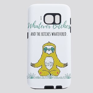 Whatever Bitches Samsung Galaxy S7 Case