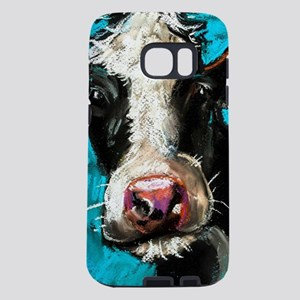 Cow Painting Samsung Galaxy S7 Case