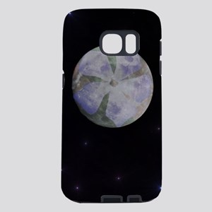 Moon Flower Samsung Galaxy S7 Case