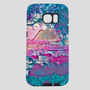 Fantasy Islands 02 Samsung Galaxy S7 Case