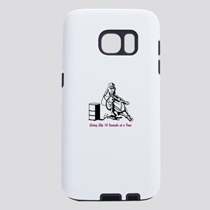 Barrel Racer Samsung Galaxy S7 Case