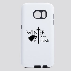 Winter Is Here Samsung Galaxy S7 Case