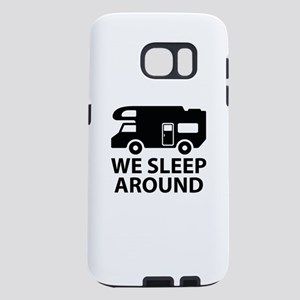We Sleep Around Samsung Galaxy S7 Case