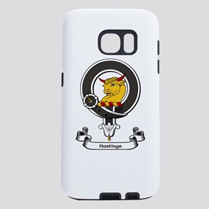 Badge-Hastings Samsung Galaxy S7 Case