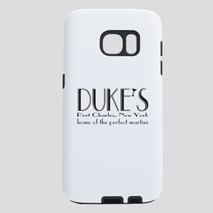 Black DUKE Martini Samsung Galaxy S7 Case