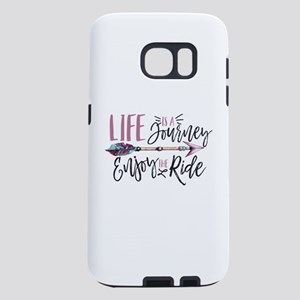 Life Is A journey Enjoy Th Samsung Galaxy S7 Case