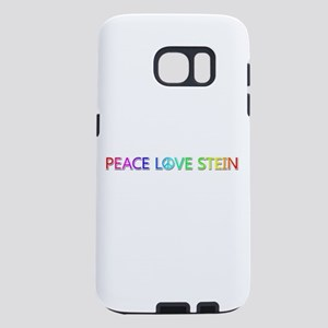 Peace Love Stein Samsung Galaxy S7 Case