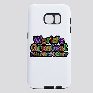 Phlebotomist Galaxy S7 Cases - CafePress