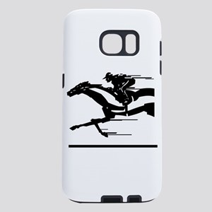 Horse Racing Samsung Galaxy S7 Case