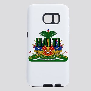 Haitian Coat of Arms Samsung Galaxy S7 Case