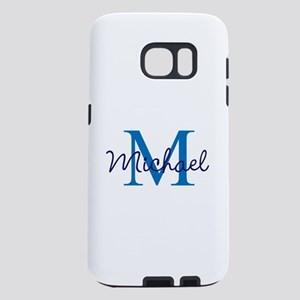 Personalize Initials and N Samsung Galaxy S7 Case