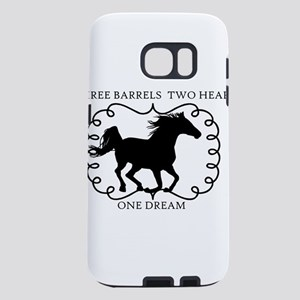 Barrel Racing Samsung Galaxy S7 Case