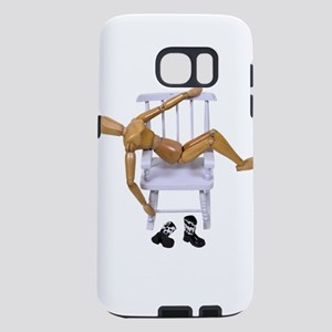 EndOfDay120709 copy Samsung Galaxy S7 Case