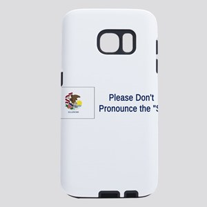 Illinois Humor #2 Samsung Galaxy S7 Case
