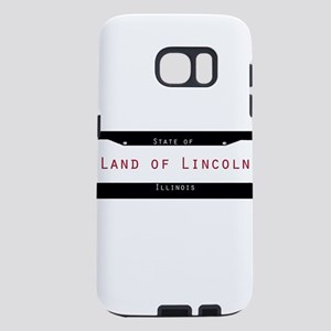 Illinois Nickname #2 Samsung Galaxy S7 Case