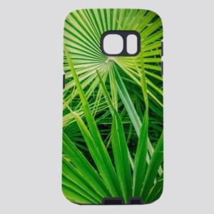 Fan Palm Forest Samsung Galaxy S7 Case