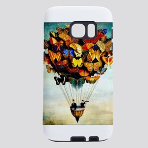 Butterfly Abstract Balloon Samsung Galaxy S7 Case