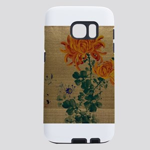 Chrysanthemum - Anon - 1890 Samsung Galaxy S7 Case