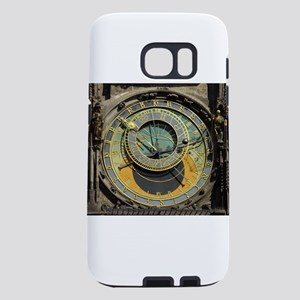 Prague Astronomical Clock Samsung Galaxy S7 Case