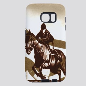 Show Jumping Samsung Galaxy S7 Case