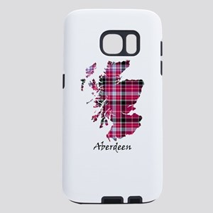 Map-Aberdeen district Samsung Galaxy S7 Case