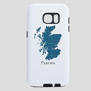 Map-Pearson Samsung Galaxy S7 Case