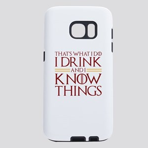That's What I Do Samsung Galaxy S7 Case