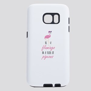 Be A Flamingo Samsung Galaxy S7 Case