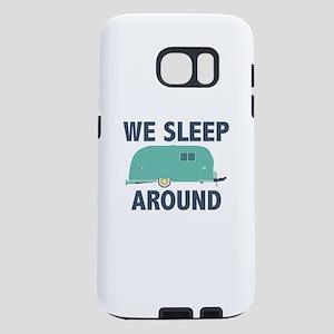 We Sleep Around Samsung Galaxy S7 Case