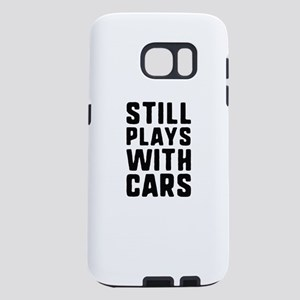 Still Plays With Cars Samsung Galaxy S7 Case
