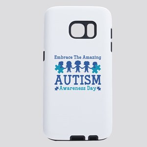 Autism Awareness Day Samsung Galaxy S7 Case