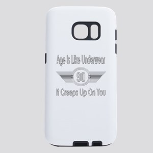 Funny 90th Birthday Samsung Galaxy S7 Case