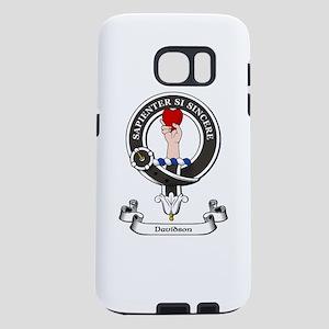 Badge-Davidson [Inverness] Samsung Galaxy S7 Case