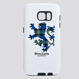 Lion-SinclairUlbster Samsung Galaxy S7 Case