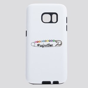 Safe With Me Pin Samsung Galaxy S7 Case