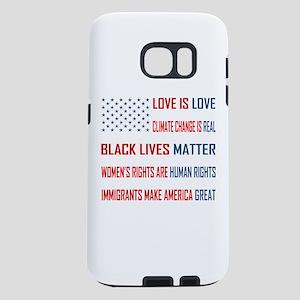 Love Is Love Samsung Galaxy S7 Case